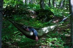 Hammocks With Mosquito Nets
