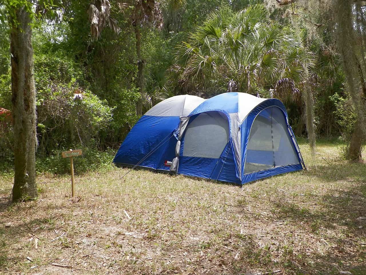 Tent With Screened Porch