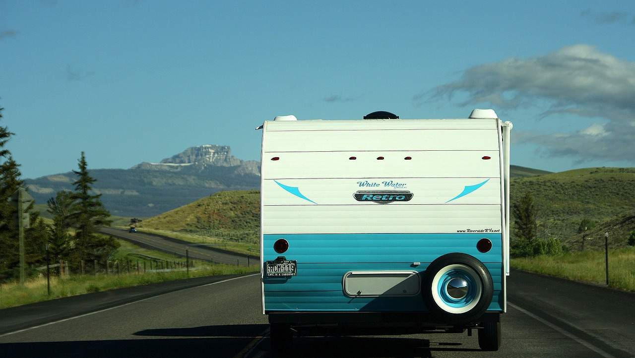How Tall Is A Travel Trailer