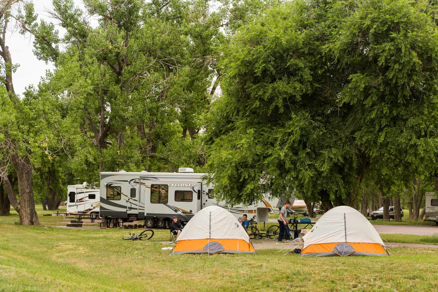 10 Best Travel Trailers for Families