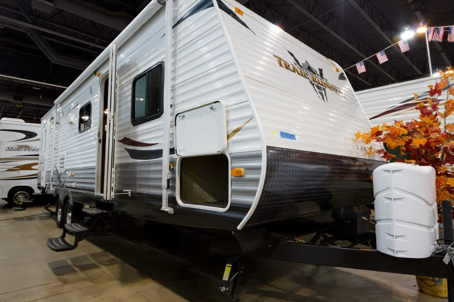 Best Travel Trailers With Quad Bunks