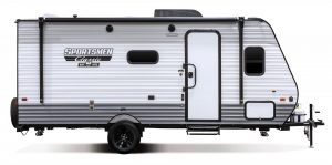 Bunkhouse Travel Trailer Under 5000 lbs