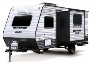 Great Small Travel Trailers With Slide Out