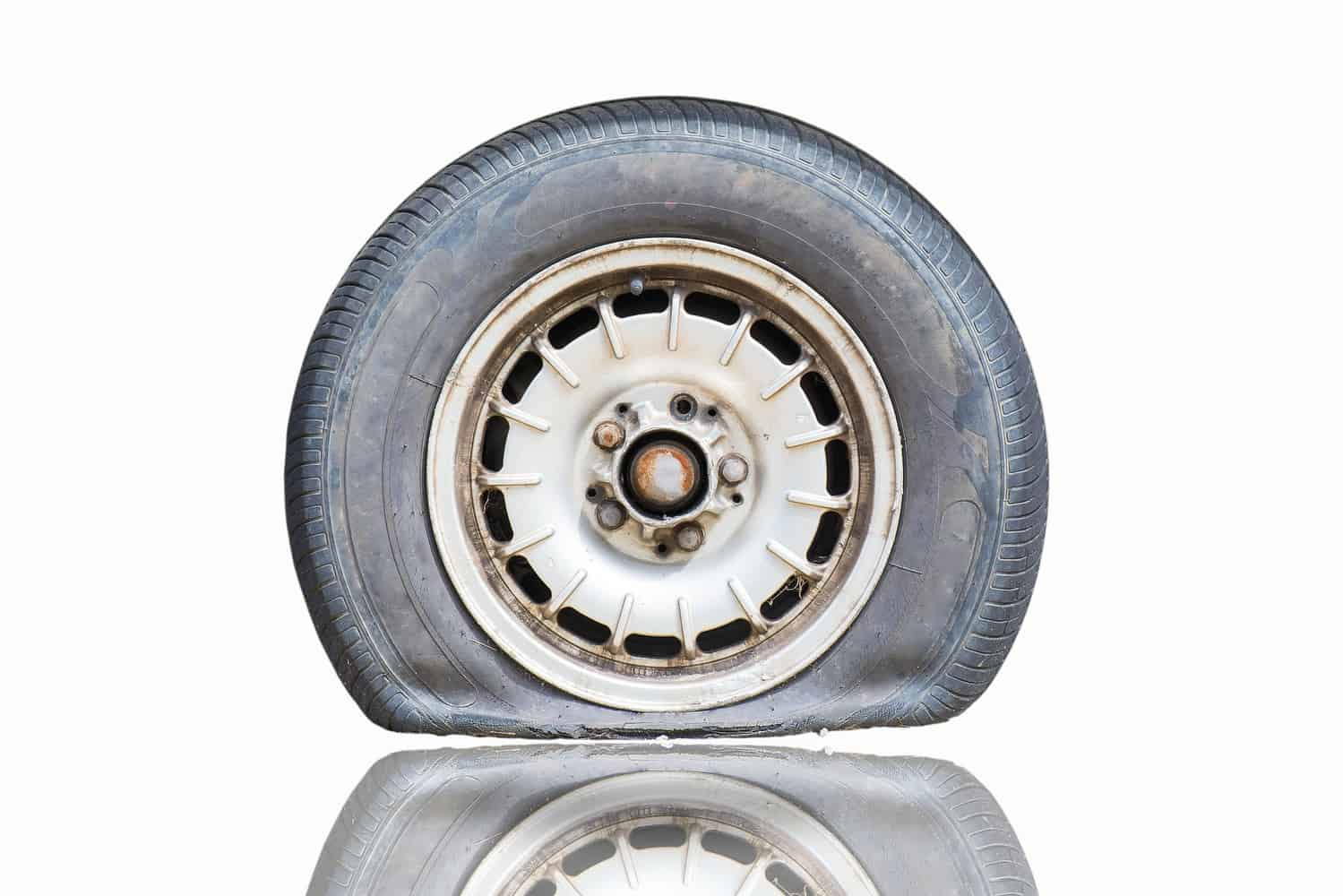 How To Change A Tire On A Single Axle Travel Trailer