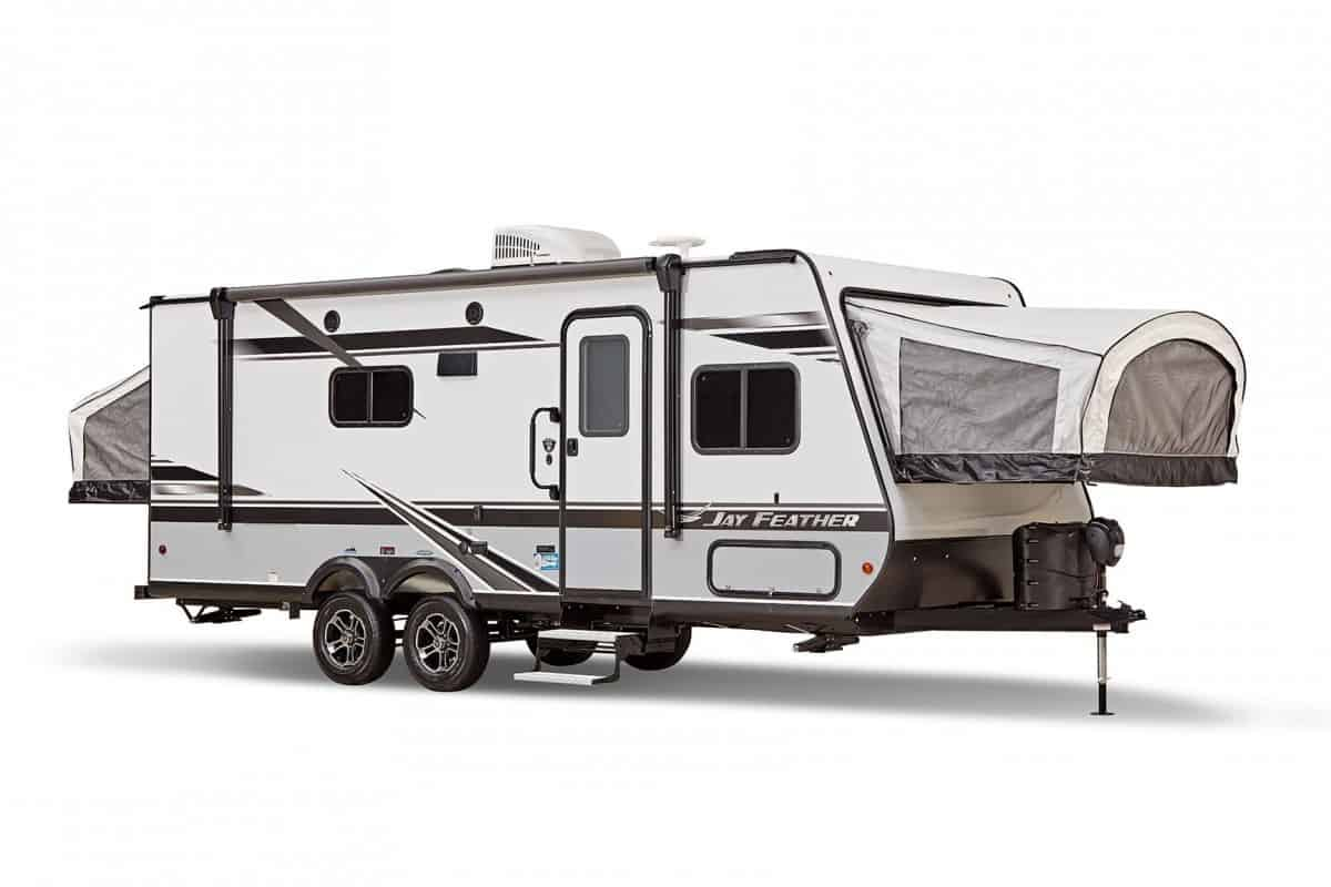 Jayco Jay Feather Hybrid Camper